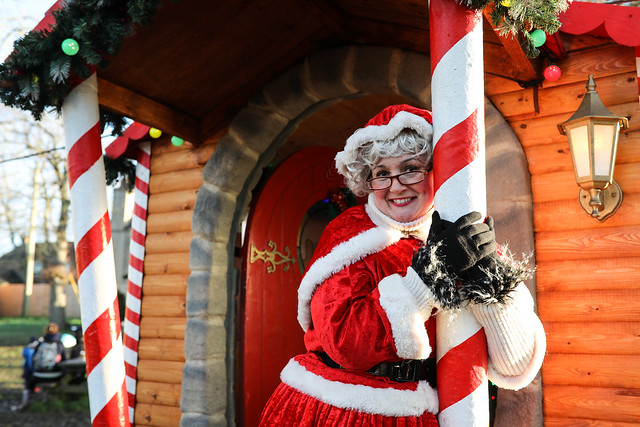 201219Newham Grange Christmas Event - 012