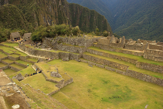 Machu Picchu Prov. Urubamba Dip. Cusco Perù