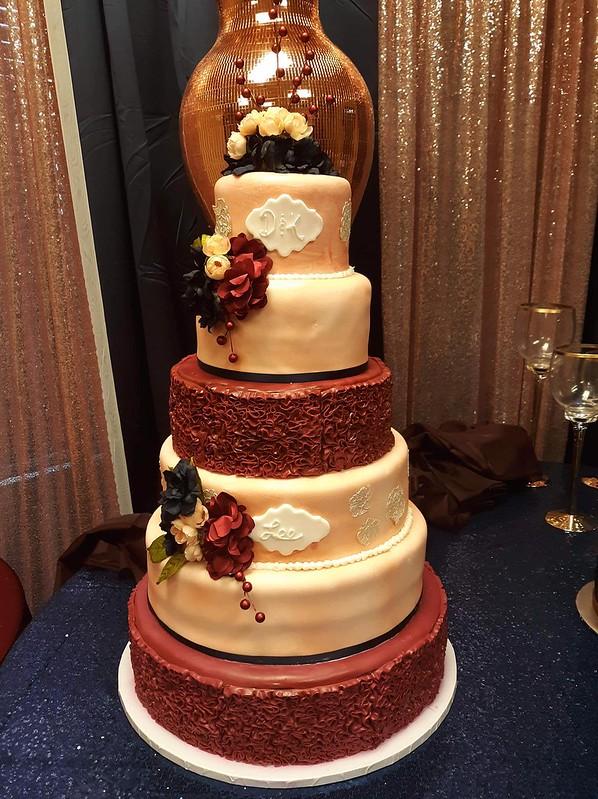 Cake by The Backyard Bakery