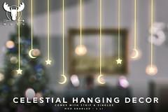 -MUSU- Celestial Hanging Decor! @ Anthem