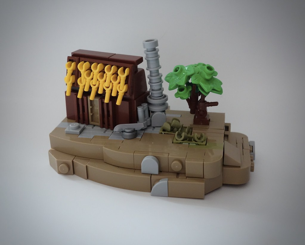 #1: Blacksmith's Forge