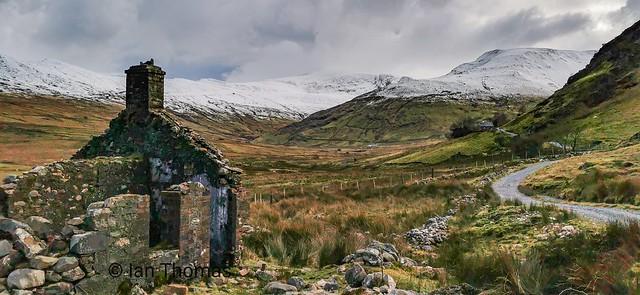 Isolation In Snowdonia ..