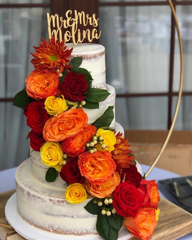 Cake by Back Home Bakery