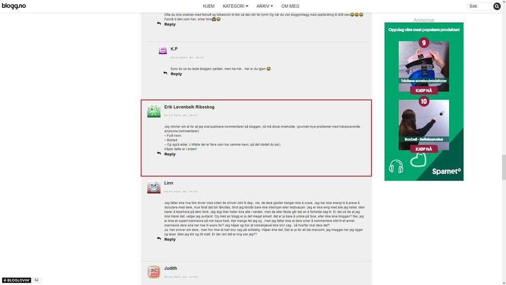 nettmobbing 5. januar