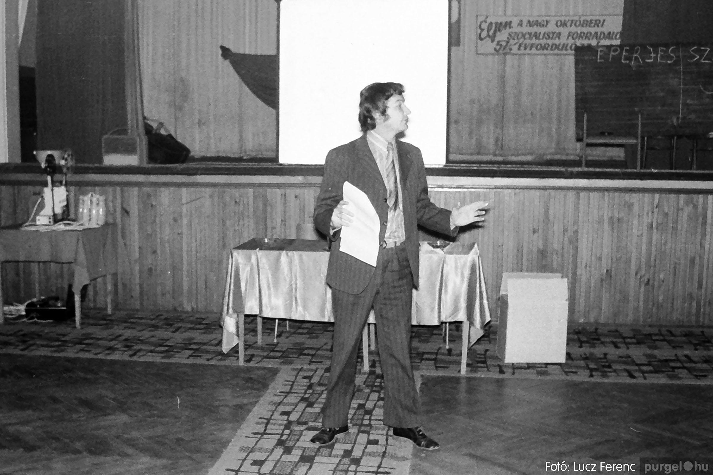 004A 1970-es évek - Kendergyári dolgozók vetélkedője 001 - Fotó: Lucz Ferenc IMG00081q.jpg