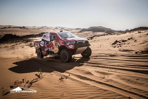 Dakar 2021 - Stage 3 5 januari