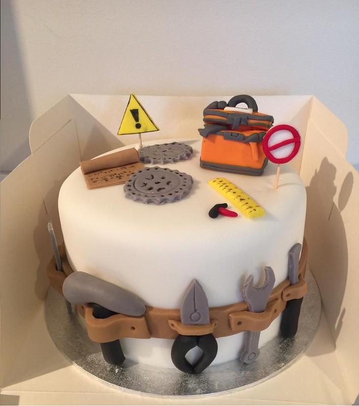 Cake by Ruthie Turlej