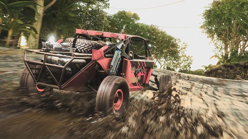 Dirt 5 Mud Racer