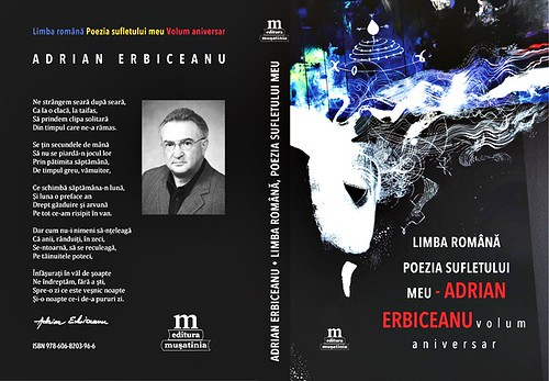Adrian Erbiceanu volum aniversar