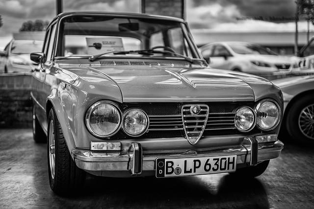 Alfa Romeo Giulia Super - Classic Remise