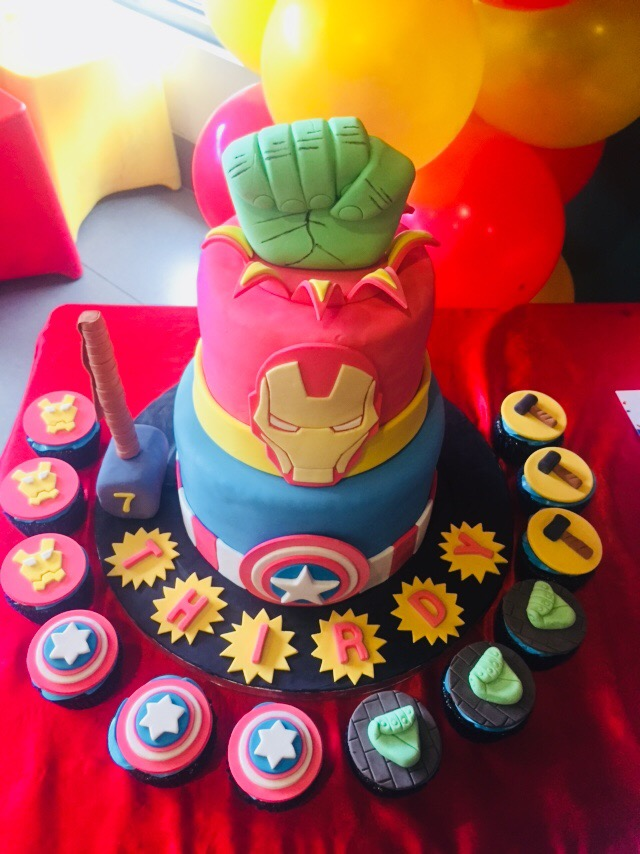 Cake by Jennifer Sagun
