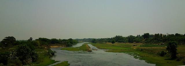 MYANMAR, Burma- Unterwegs , auf der Fahrt nach Naypyidaw, 78106/13281