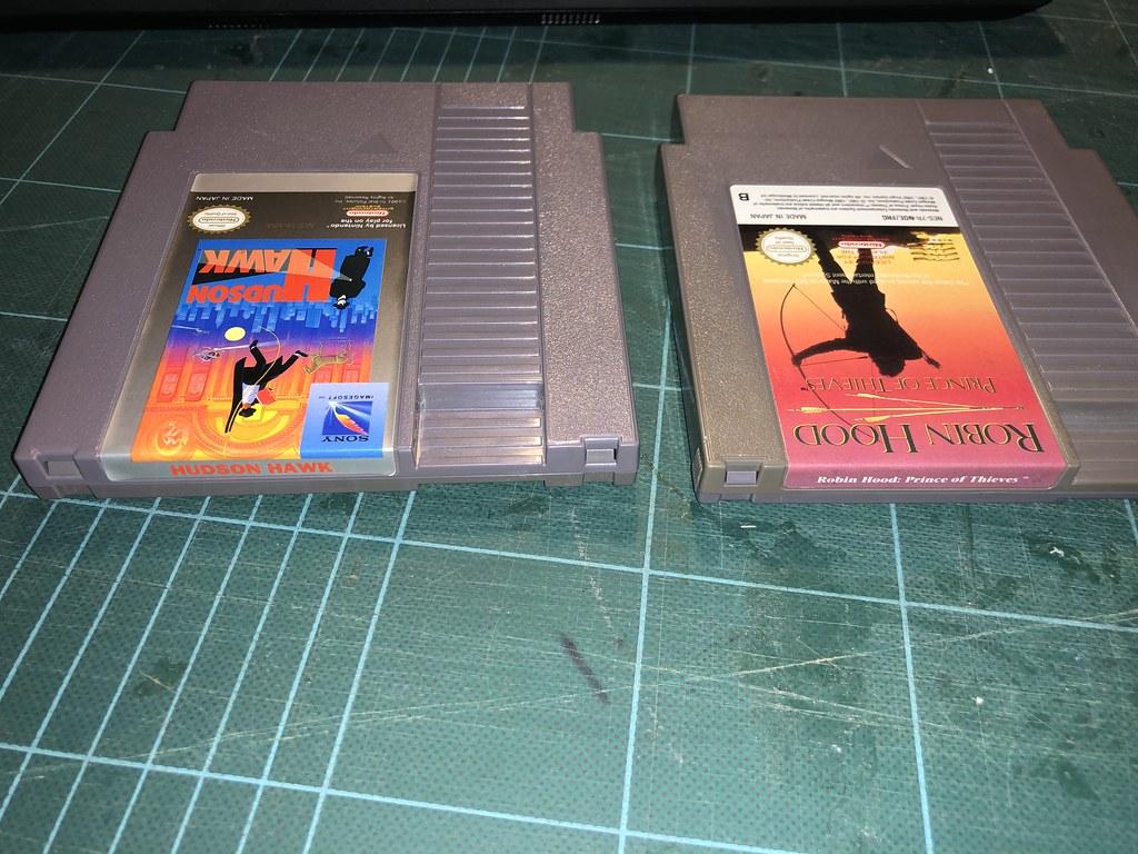 [VDS] Mother 3 GBA en anglais, 2 jeux NES, SFAM, FAM 50803861231_2dabd28214_b