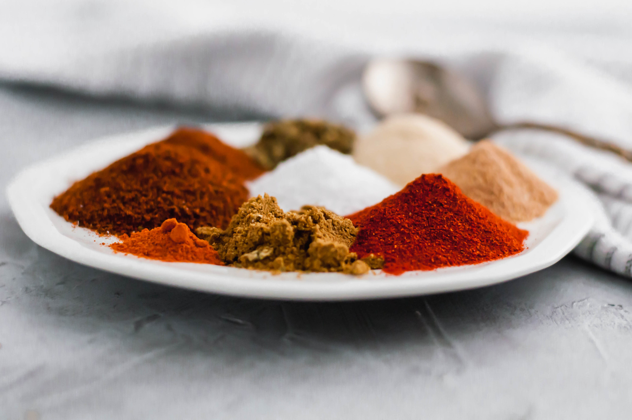 This Fajita Seasoning Recipe will make you forget the store-bought stuff. Using pantry staples, make your own spicy, smoky fajita seasoning just how you like it. No natural flavors or weird ingredients in this homemade spice mix.