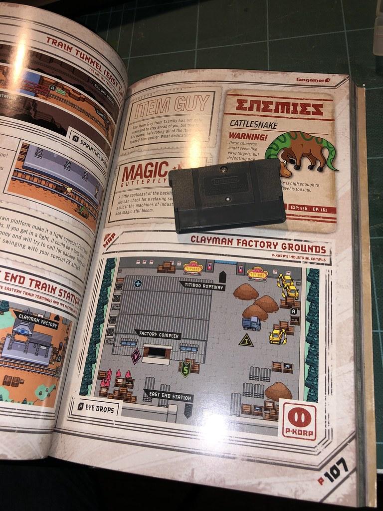 [VDS] Mother 3 GBA en anglais, 2 jeux NES, SFAM, FAM 50803968222_7b4e7105dd_b