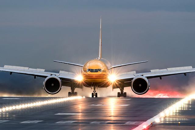 D-AALL / DHL (AeroLogic) / Boeing 777-FBT