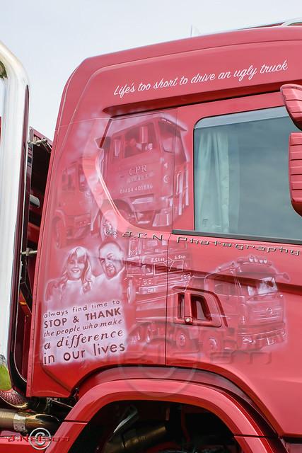 T.S. Lee - Next Gen Scania XT.