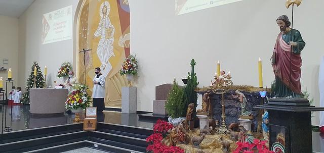 Missa do Ano Novo em nossa Diocese