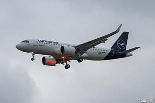 A320-271 Neo Lufthansa // D-AIJE (F-WWBU)