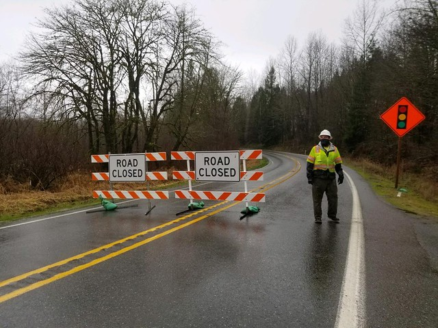 SR 203 closed (Part II)