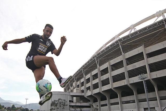 Treino do Botafogo - 05/01/2021