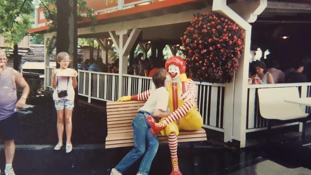 I ♥ You, Ronald McDonald