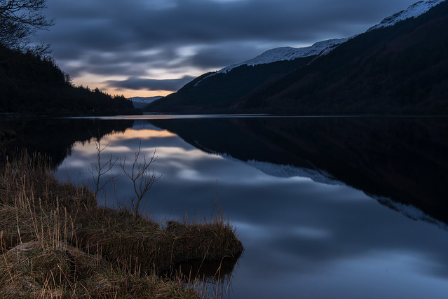 Loch Eck At Sunset (Explored)