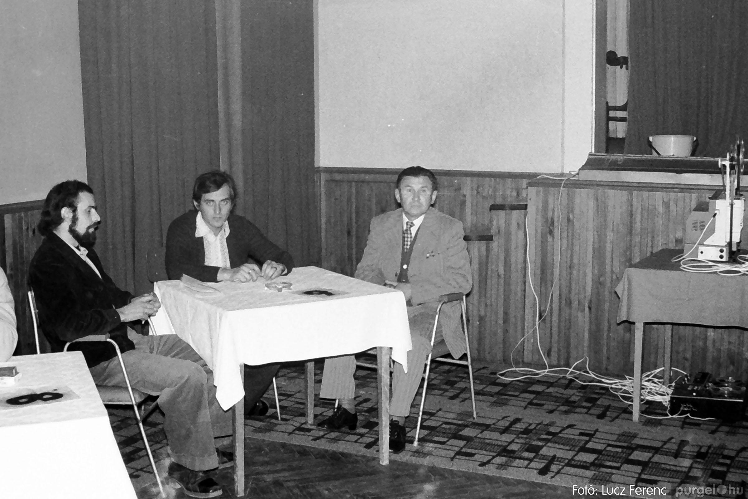 004A 1970-es évek - Kendergyári dolgozók vetélkedője 004 - Fotó: Lucz Ferenc IMG00084q.jpg