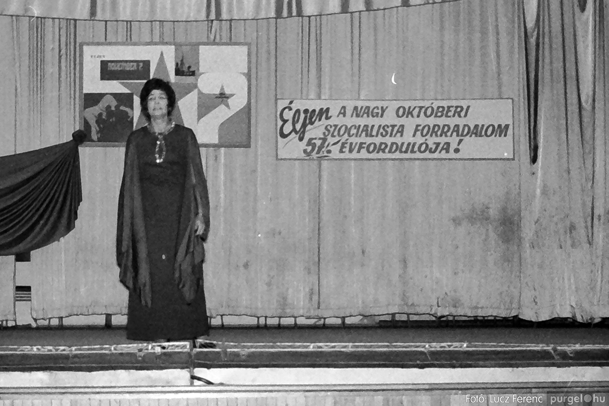 004C 1970-es évek - Zenés est 001 - Fotó: Lucz Ferenc IMG00072q.jpg