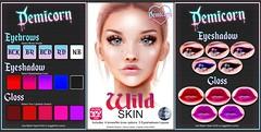 {Demicorn} WILD Skin Preview
