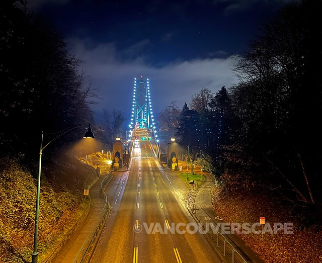 Stanley Park night shots