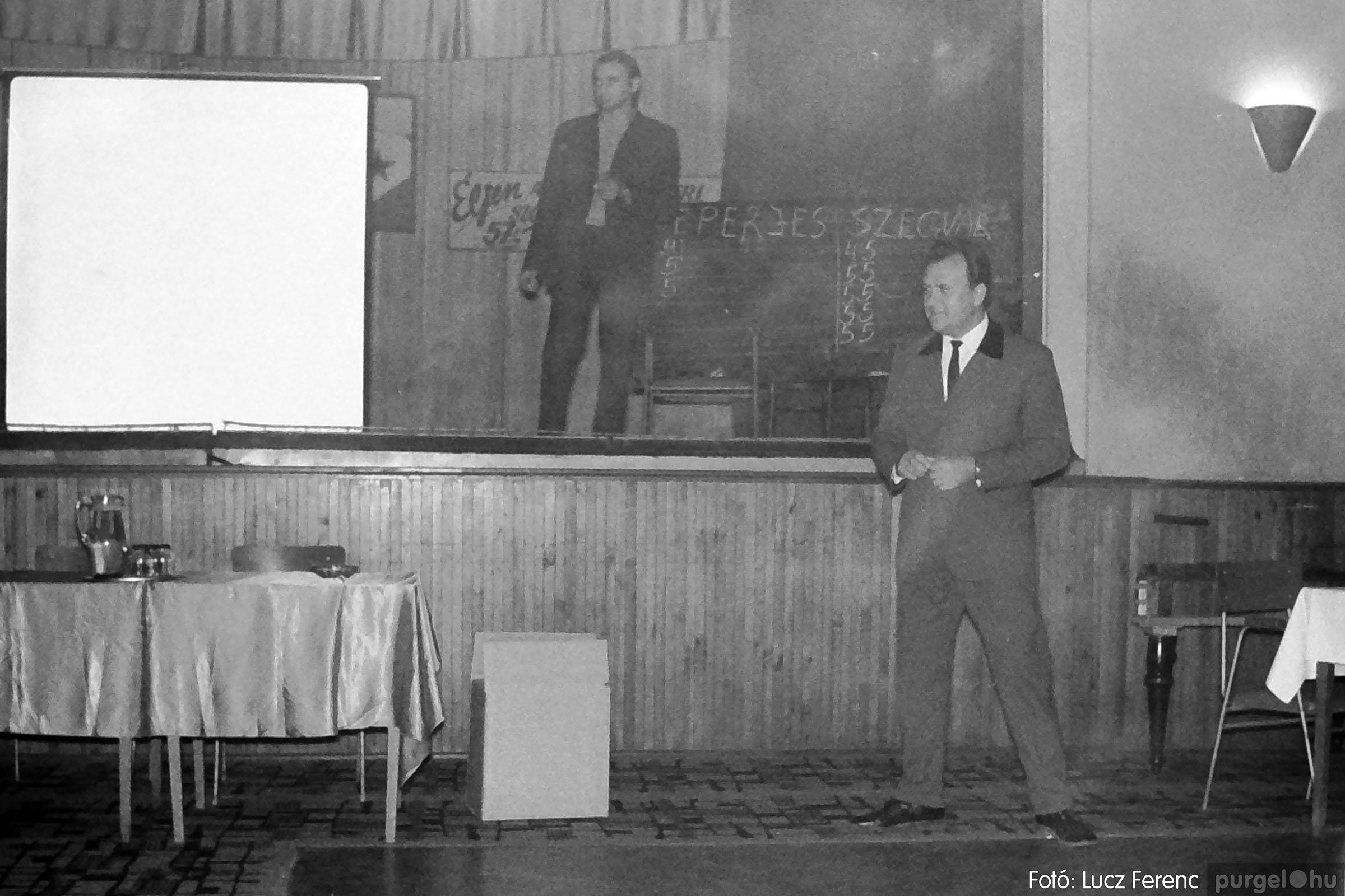 004A 1970-es évek - Kendergyári dolgozók vetélkedője 014 - Fotó: Lucz Ferenc IMG00094q.jpg