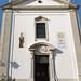 exterior Iglesia matriz Igreja de Nossa Senhora da Encarnação en Vila Real de Santo Antonio Portugal
