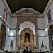 altar mayor interior Iglesia matriz Igreja de Nossa Senhora da Encarnação en Vila Real de Santo Antonio Portugal 01