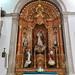 retablo capilla interior Iglesia matriz Igreja de Nossa Senhora da Encarnação en Vila Real de Santo Antonio Portugal 03