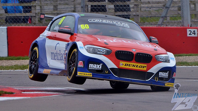 Stephen Jelley, Team Parker Racing BMW 125i M Sport, 2018 BTCC Media Day, Donington Park, 27th March