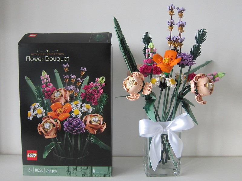 LEGO Flower Bouquet 10280 - With Box