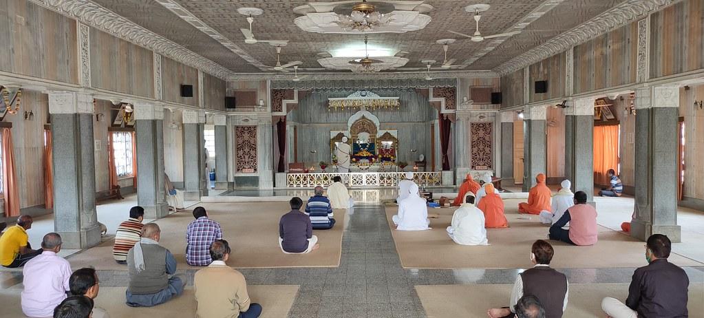 Holy Mother's Ttithi Puja (74)