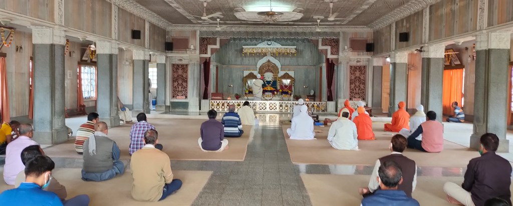 Holy Mother's Ttithi Puja (73)