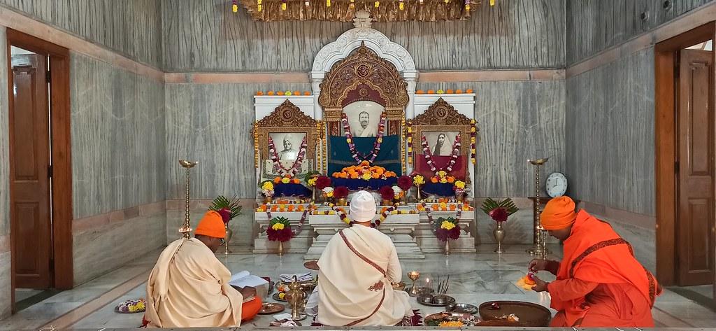 Holy Mother's Ttithi Puja (3)
