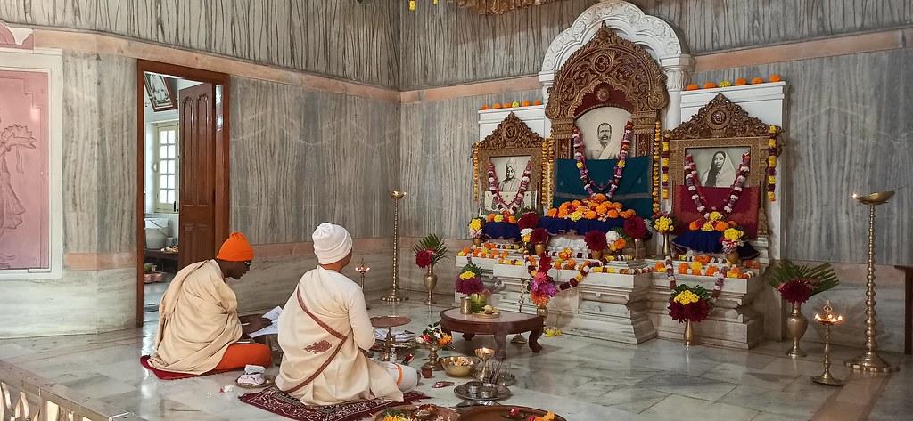 Holy Mother's Ttithi Puja (4)