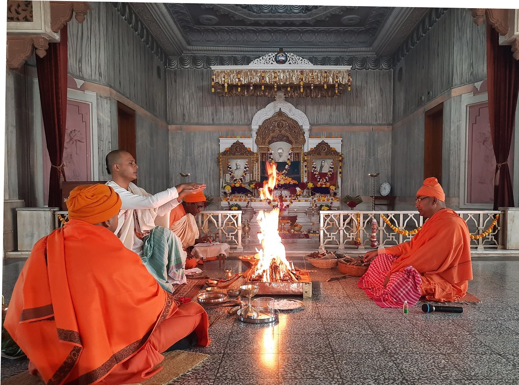Holy Mother's Ttithi Puja (10)