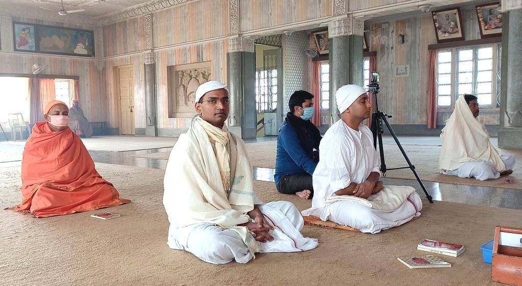 Holy Mother's Ttithi Puja (20)