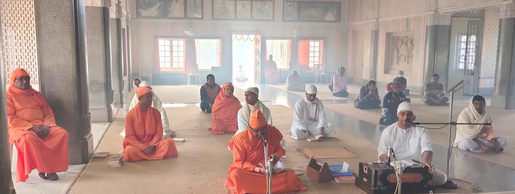 Holy Mother's Ttithi Puja (25)