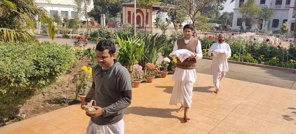 Holy Mother's Ttithi Puja (35)