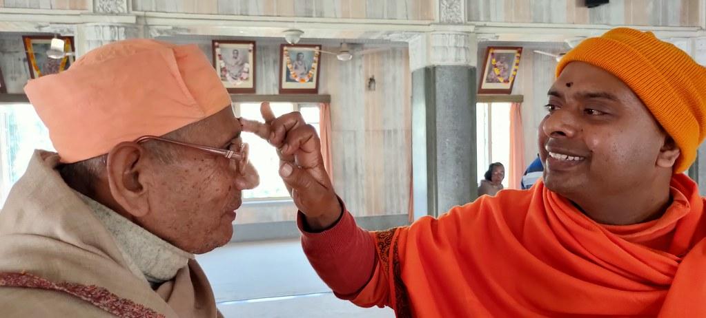 Holy Mother's Ttithi Puja (36)