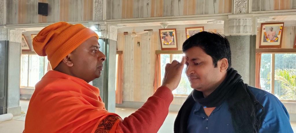 Holy Mother's Ttithi Puja (39)
