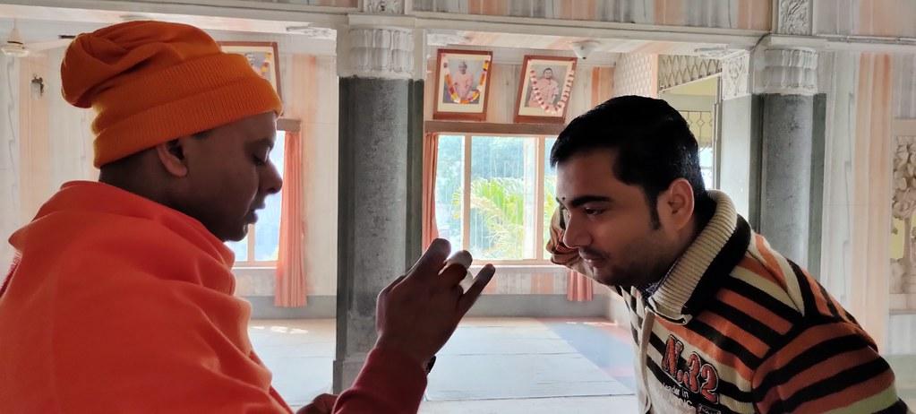 Holy Mother's Ttithi Puja (42)