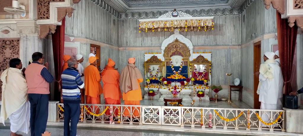 Holy Mother's Ttithi Puja (44)
