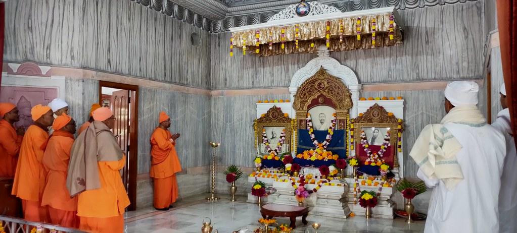 Holy Mother's Ttithi Puja (45)